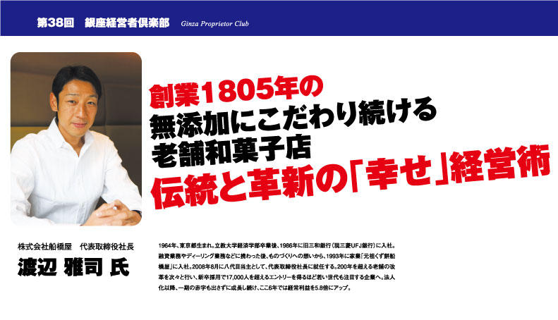 第38回銀座経営者倶楽部